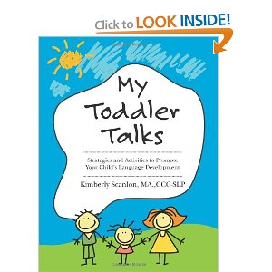 My toddler talks: Book Review
