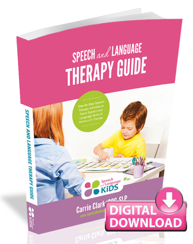 how speech and language therapists help children