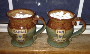 Hot-Cocoa Themed Speech and Language Activities