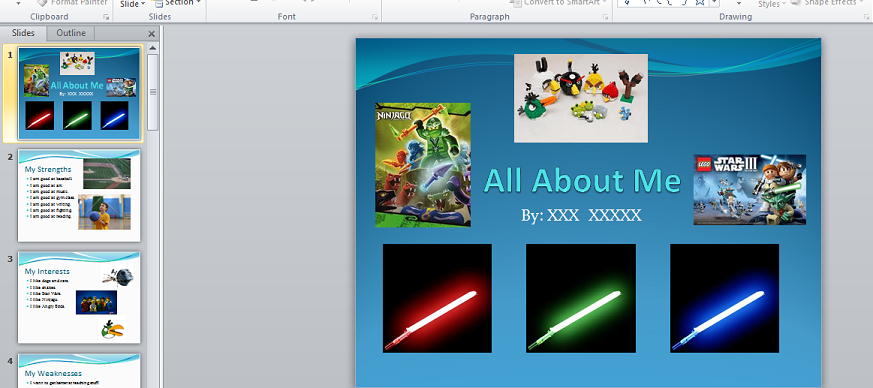 Using PowerPoint to Create Speech and Language Activities