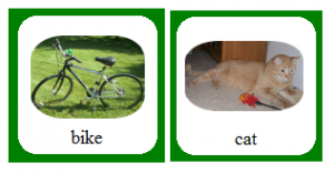 ... , and CVCV word structure articulation cards and worksheets – Free