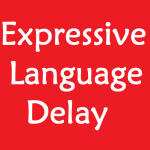 expressive language delay
