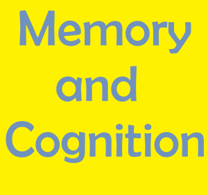 memory and cognition resource page speech and language kids