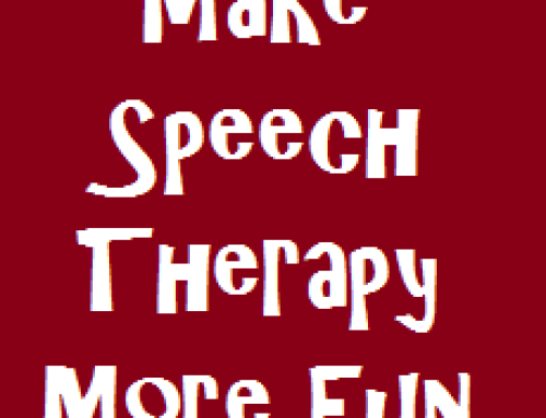 how to help your child with speech therapy at home