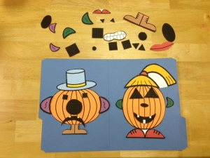 halloween speech therapy ideas