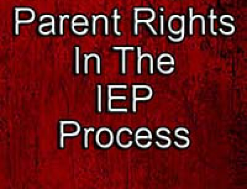 Parent Rights in the IEP Process with Lara Wakefield