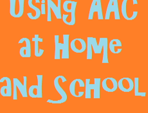 How to Help a Child Use AAC at Home or in the Classroom (Hint: It's easier than you think!)