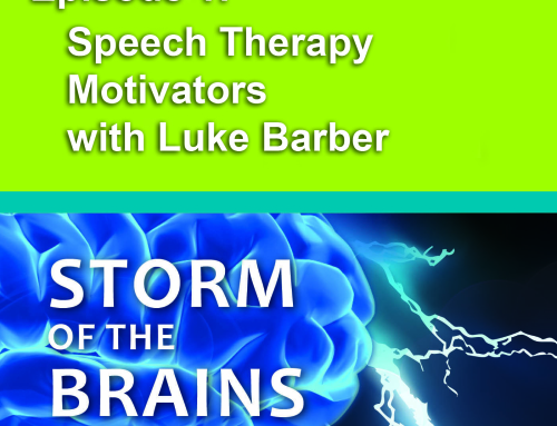 SOTB1: Speech Therapy Motivators with Guest Luke Barber
