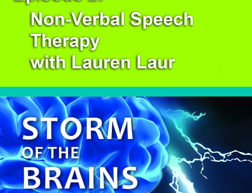 SOTB2: Non-Verbal Speech Therapy with Guest Host Lauren Laur