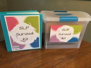 SLP Survival Kit