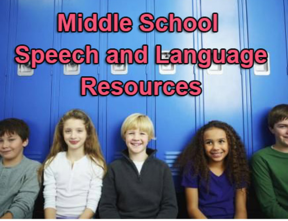 middle school speech Interested in incorporating more public speaking in your middle school classes this article gives an example rubric for assessing students on a.