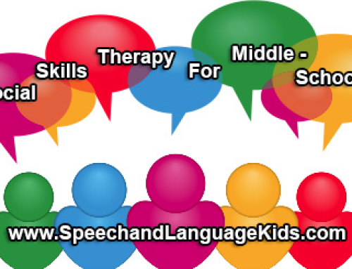 social skills therapy for middle schoolers