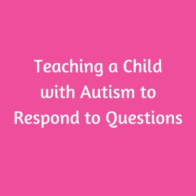 Questions Resource Page - Speech And Language Kids