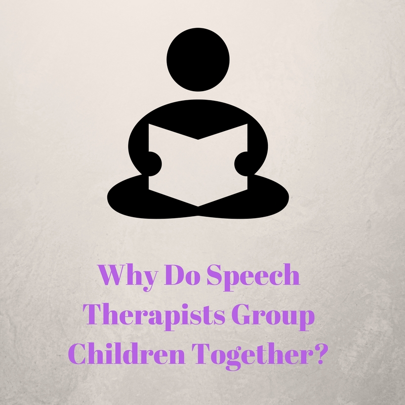 why-do-speech-therapists-group-children-together