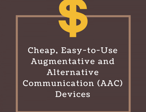Inexpensive AAC Devices and Apps
