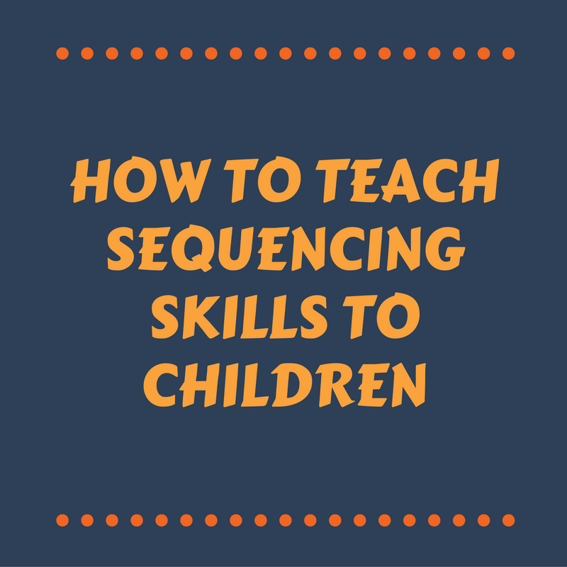 photo regarding 4 Step Sequencing Pictures Printable named How toward Educate Sequencing Competencies towards Kids - Speech And