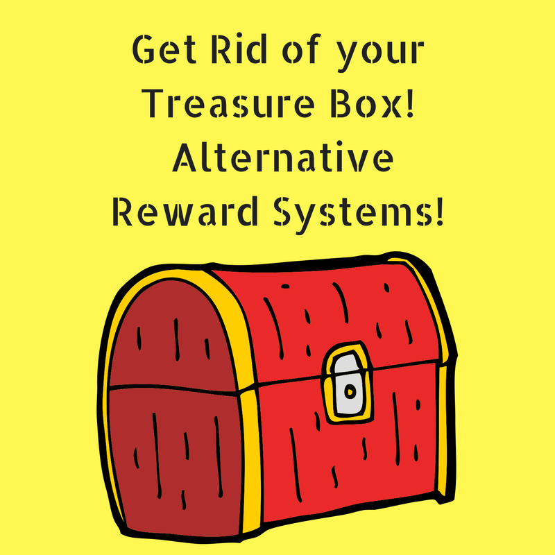 Get Rid of your Treasure Box! Alternative Reward Systems