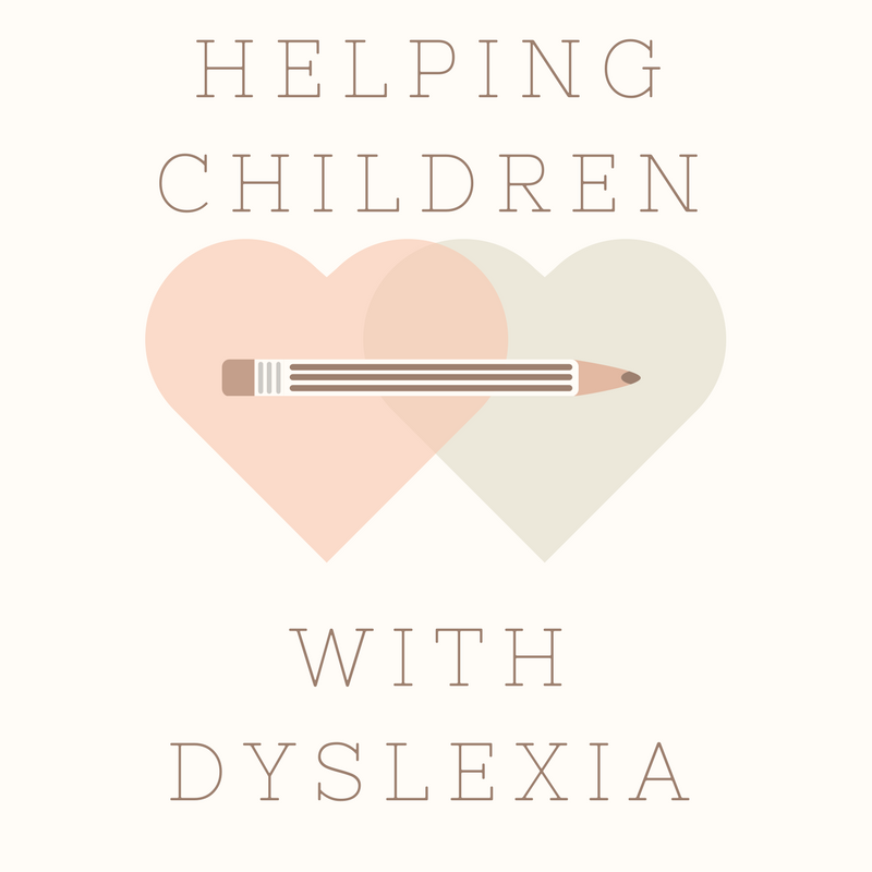 Helping Children with Dyslexia