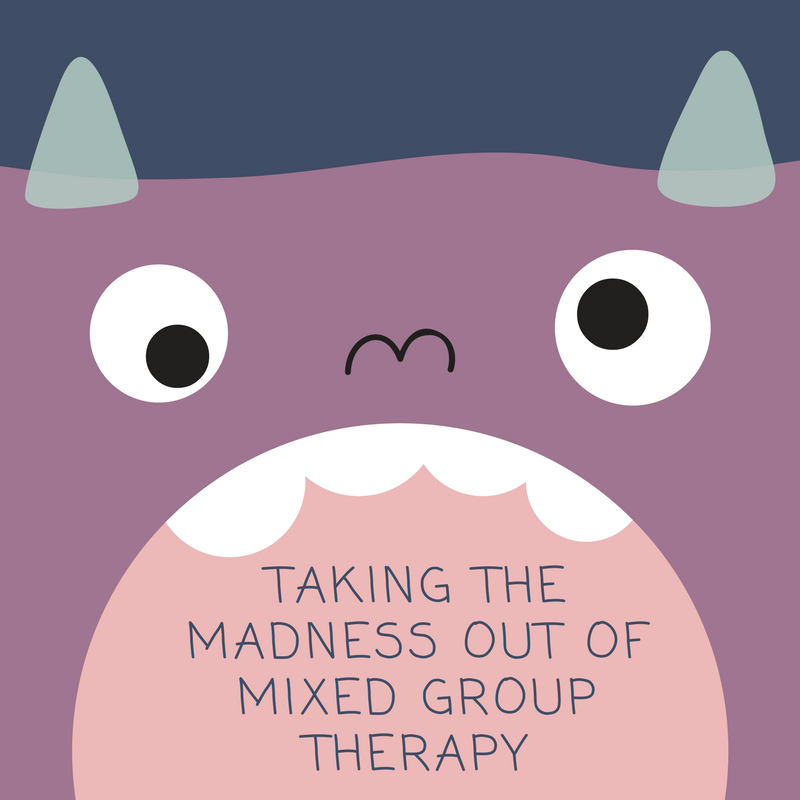 Taking the Madness Out of Mixed Group Therapy