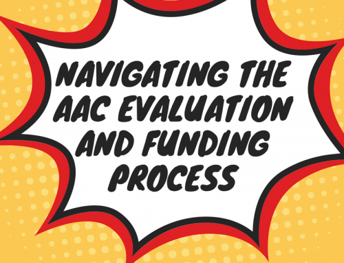 Navigating the AAC Evaluation and Funding Process